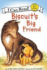 Biscuit's Big Friend (My First I Can Read)-ExLibrary