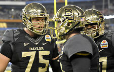 Football Coaching DVD Baylor Offensive Game Film 2014