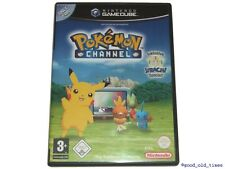 ## Pokémon Channel DEUTSCH Nintendo GameCube Spiel // GC & Wii - TOP ## Pokemon