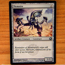 4 x Memnite Uncommon Artifact Scars of Mirrodin Magic The Gathering Cards MTG NM