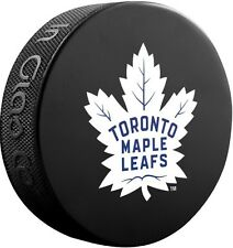 Toronto Maple Leafs Official NHL Logo Souvenir Hockey Puck