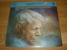 CHARLES MUNCH rotterdam philharmonic Beethoven LP Record - Sealed