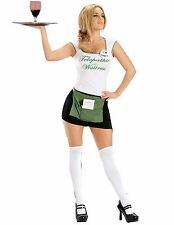 ESCANTE COSTUMES True Blood Sookie Telepathic Waitress Costume SMALL