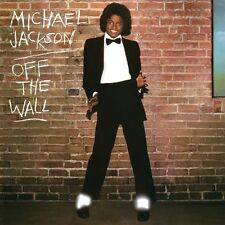 *15 SOLD* Michael Jackson - Off the Wall - CD - NEW! SEALED! FREE SHIPPING!