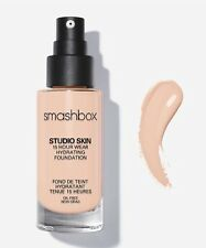 Smashbox Studio Skin 15 Hour Wear Hydrating Foundation 1.0 1 Ounce New In Box