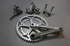 1978 Shimano 600 EX arabesque Groupset nice art!