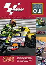MotoGP - Bike  World Championship Grand Prix - Official review 2001 (New DVD)
