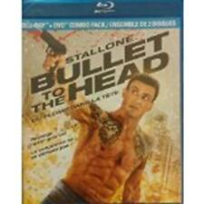 BULLET TO THE HEAD (Blu-ray/DVD, 2013, 2-Disc Set, Canadian) New / Sealed