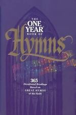 The One Year Book of Hymns by Robert K. Brown and Mark R. Norton (1995,...
