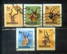 Africa Rhodesia Old Stamps Lot 4