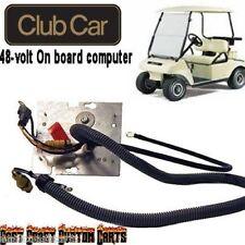 Club Car Golf Cart OBC On Board Computer 1018006-01, 1018006-06