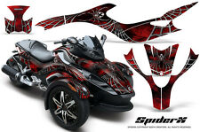 CAN-AM BRP SPYDER RS GS GRAPHICS KIT CREATORX DECALS SPIDERX RB