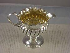 Fine 1891 DINKY PICCOLA GRAZIOSA BROCCA crema argento 52g