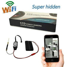 HD 1080P DIY Wif SPY Hidden Camera Video IP Module Mini DV DVR Security Recorder