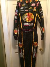 Austin Dillon Dual Signed NASCAR Race Used Rookie Truck Series Driver Suit
