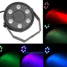 Mini RGB Laser Projector DMX 512 Lighting Party Disco DJ Club Music Stage Light