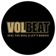 VOLBEAT SEAL THE DEAL & LET'S BOOGIE Autoaufkleber Sticker Aufkleber wasserfest