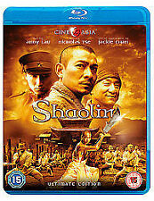 Shaolin - Jackie Chan - Blu-ray - New and Sealed