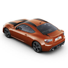 Genuine Toyota GT86 Subaru BRZ RHD GT 86 Roof & Hood Decal Matt Black Sticker