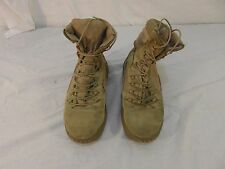 Adult Unisex Converse Military Style Desert Tan Lace Up Boots Comfortable 30516
