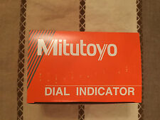 MITUTOYO 2046s Indicatore Dial - (10mm 0.01mm)