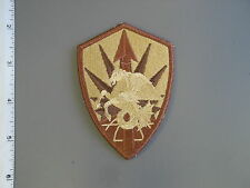 2003 U. S. Army Transportation Command,TIOH sample desert patch, by Best, new