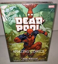 Marvel Deadpool Omnibus By Joe Kelly #1-33 Hardcover HC - NEW MINT SEALED