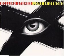 Rolling Stones Love is strong (1994, #8925072) [Maxi-CD]