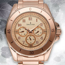 CHARLES LATOUR ~ CONWAY MULTI-FUNCTION MENS WATCH