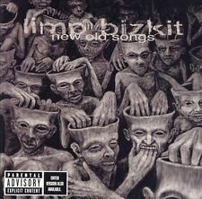 New Old Songs [PA] by Limp Bizkit (CD) RAP HARD ROCK HEAVY METAL  READ NOTES!!