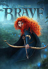 Brave (Blu-ray, 2012) DISNEY PIXAR  NEW AND SEALED