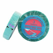 3 Yards x Waterproof Super Tape Skin Weft Tape Hair Extension Lace Wig Glue 986M