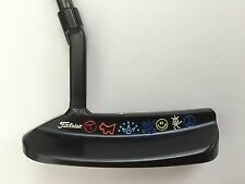 Scotty Cameron Garage Putter Gallery Tour Welded Neck Raw Carbon Steel Circa