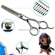 Pet Dog Cat Professional Grooming Hair Thinning Scissors Shears Pet Accessory
