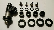 Suzuki Hayabusa GSXR1300R + 600 750 1k Fuel Injector Rebuild Kit O-Rings Filters
