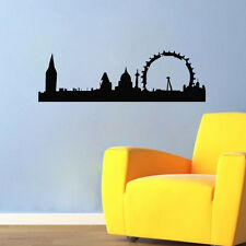 London Skyline city vinyl wall art sticker decal