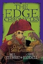Edge Chronicles: Clash of the Sky Galleons (The Edge Chronicles) by Stewart, Pa