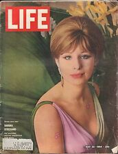 Life May 22 1964 Barbra Steisand Gd 010217DBE