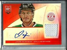 Jamie Oleksiak 13/14 Totally Certified Autograph Game Used Jersey Rookie #24/25