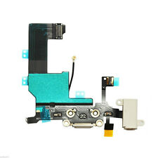 Charging Port Assembly Flex Cable per iPhone 5 5G BIANCO WHITE