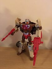 Transformers Titans Returns Chromedome Figure!!