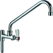 "AT Faucet Commercial Pre-Rinse 12"" Add-On Faucet NSF Certified & Low Lead"