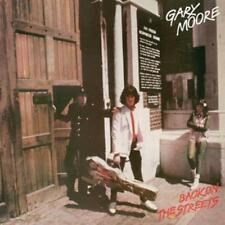 GARY MOORE - BACK ON THE STREETS (EXPANDED EDITION)    - CD NEUWARE
