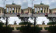 DVD mit ca. 250 Stereofotos von BERLIN und Schloss Sanssouci in Potsdam