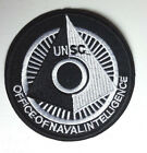 """HALO UNSC Office Naval Intelligence 3.5"""" Embroidered Patch- FREE S&H (HLPA-005)"""