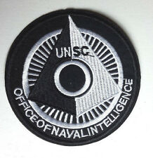 "HALO UNSC Office Naval Intelligence 3.5"" Embroidered  Patch- FREE S&H (HLPA-005)"