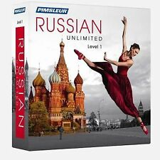 Pimsleur Unlimited Ser.: Pimsleur Russian Level 1 Unlimited Software :...