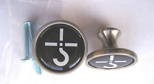 Blue Oyster Cult Cabinet Knobs, Blue Oyster Cult Logo Cabinet Knobs , BOC Knobs