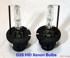 D2S 4300K 35W Factory Fitted Xenon HID OEM Replacement Bulbs 2 Bulb white Light