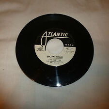DOO WOP 45RPM RECORD - THE CLOVERS - ATLANTIC 1129 - PROMO